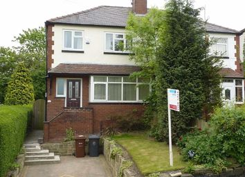 Thumbnail 3 bed semi-detached house to rent in Stonebridge Lane, Leeds, West Yorkshire