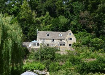 Thumbnail 4 bed detached house for sale in Wormwood Hill, Horsley, Stroud