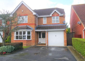 Thumbnail 4 bedroom property for sale in Crabtree Way, Old Basing, Basingstoke
