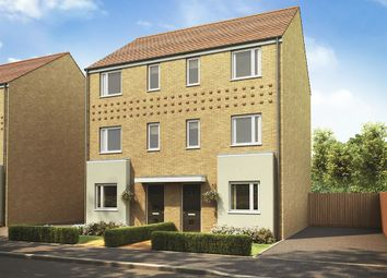 "Thumbnail 3 bed semi-detached house for sale in ""The Greyfriars "" at Villa Road, Stanway, Colchester"