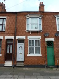 Thumbnail 3 bed terraced house to rent in Leeson Street, Aylestone, Leicester
