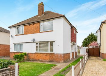 Thumbnail 2 bed semi-detached house for sale in Pinegrove Road, Southampton