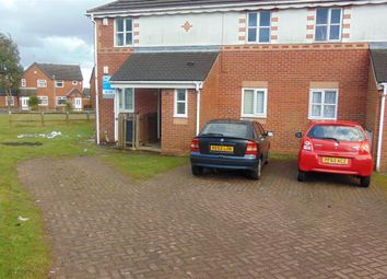 Thumbnail 2 bedroom maisonette for sale in Garswood Road, Bolton, Bolton
