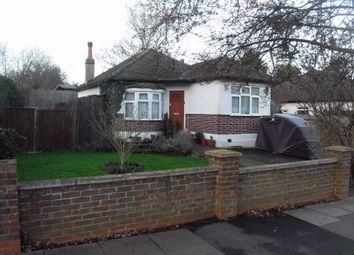 Thumbnail 2 bedroom detached bungalow to rent in Coniston Gardens, Pinner, Middlesex