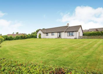Thumbnail 4 bed detached bungalow for sale in Balnatua, Culbokie