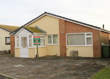 Thumbnail 2 bed bungalow for sale in Plas Edwards, Tywyn, Gwynedd