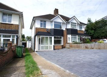 Thumbnail 3 bed semi-detached house to rent in Glenesk Road, Eltham