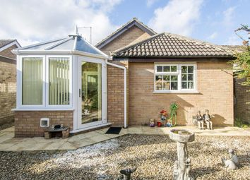 Thumbnail 2 bedroom detached bungalow for sale in Victoria Road, Oundle, Peterborough