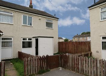 Thumbnail 2 bedroom end terrace house for sale in Quillcourt, Hull