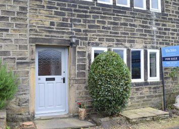 Thumbnail 3 bed terraced house for sale in Oldfield, Honley, Holmfirth