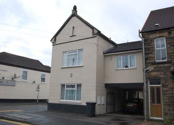 Thumbnail 2 bed flat to rent in St Pauls Street West, Burton Upon Trent, Staffordshire