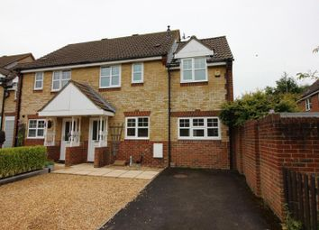 Thumbnail 3 bed end terrace house to rent in Wisbech Way, Hordle, Lymington