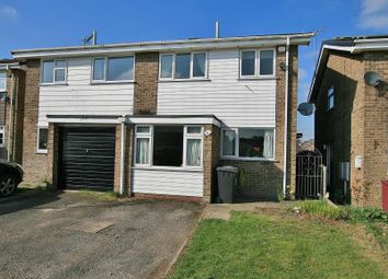 Thumbnail 3 bed semi-detached house for sale in Cartmel Close, Dronfield Woodhouse, Derbyshire