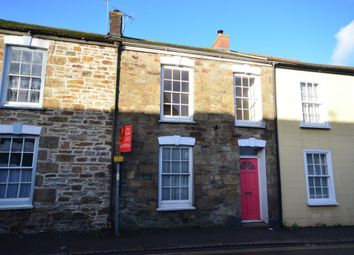 Thumbnail 3 bed terraced house for sale in High Street, Chacewater, Truro