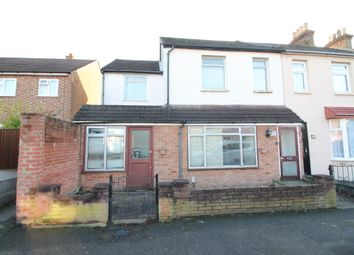 Hamilton Road, Hornchurch, Essex RM2. 4 bed end terrace house