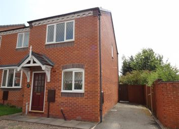 Thumbnail 2 bed semi-detached house to rent in Cresswell Court, Bicton Heath, Shrewsbury