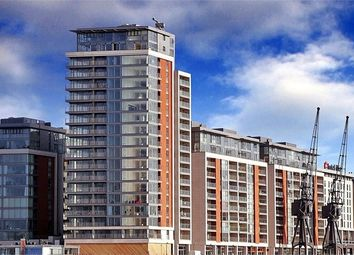 Thumbnail 1 bedroom flat to rent in Capital East Apartments, 21 Western Gateway, London