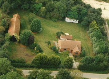 Thumbnail 3 bed detached bungalow for sale in Bush Green, Great Ellingham, Attleborough