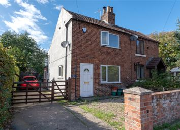 Thumbnail 2 bed semi-detached house for sale in Main Street, North Duffield, Selby