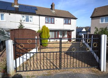 Thumbnail 4 bedroom semi-detached house for sale in Applecroft, Chesterton, Newcastle-Under-Lyme