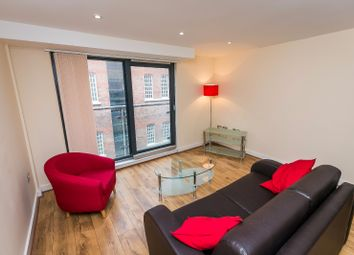 Thumbnail 1 bed flat to rent in Duke Street, Liverpool