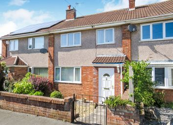 3 bed terraced house for sale in Crockerne Drive, Pill, Bristol BS20
