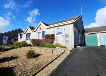 Thumbnail 2 bed semi-detached bungalow for sale in Grove Park, Torpoint, Cornwall