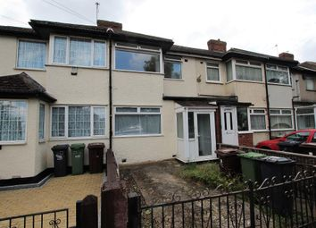 Thumbnail 3 bed terraced house to rent in Oval Road North, Dagenham, Essex
