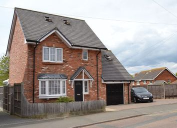 Thumbnail 4 bed detached house for sale in Halberry Lane, Newport