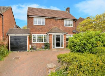 Thumbnail 3 bed detached house for sale in Long Cutt, Redbourn, St. Albans