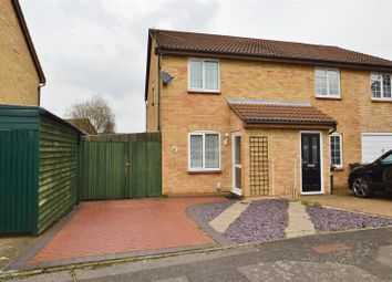 Thumbnail 2 bed semi-detached house for sale in Busbridge Road, Snodland