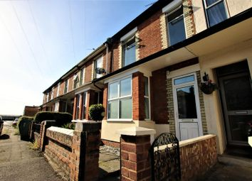 Thumbnail 3 bedroom terraced house to rent in Willow Road, Aylesbury
