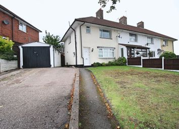 Thumbnail 3 bed end terrace house for sale in Kingsland Road, Birmingham