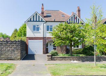 Thumbnail 6 bed detached house for sale in Ellesboro Road, Harborne, Birmingham