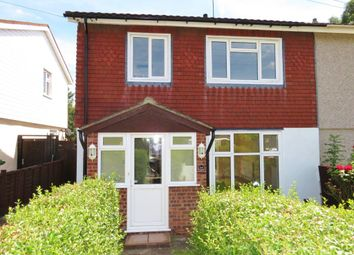 Thumbnail 3 bed property to rent in Harbourer Road, Ilford
