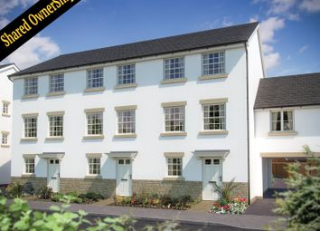 Thumbnail 3 bedroom town house for sale in Cloakham Drive Axminster, Devon