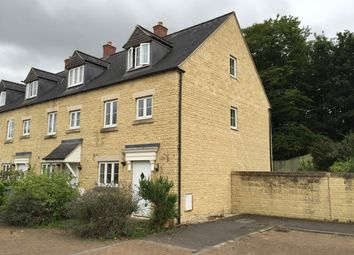 Thumbnail 3 bed end terrace house to rent in Stenter Lane, Witney