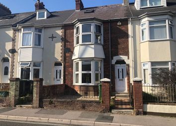Thumbnail 3 bed terraced house for sale in Abbotsbury Road, Weymouth