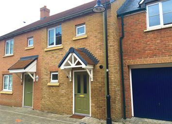 Thumbnail 2 bed terraced house for sale in Dunsley Vale, Swindon