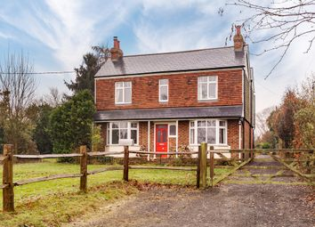 Thumbnail 4 bed detached house for sale in Mill Corner, Northiam, Rye