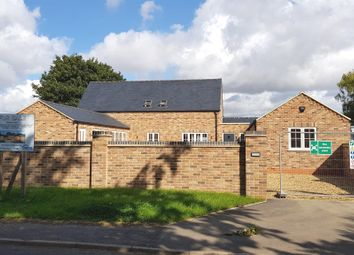 Thumbnail 4 bedroom detached house for sale in Main Road, Church End, Parson Drove, Wisbech