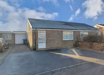 Thumbnail 3 bed semi-detached bungalow for sale in Osborne Close, Bicester