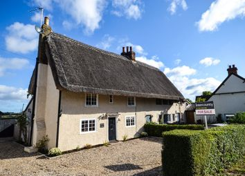 Thumbnail 2 bed semi-detached house for sale in Cottered, Buntingford