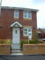 Thumbnail 2 bedroom terraced house to rent in Llwynteg, Fforestfach, Swansea. 4Nf.