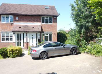 Thumbnail 3 bed semi-detached house for sale in Hamblings Close, Radlett, Hertfordshire