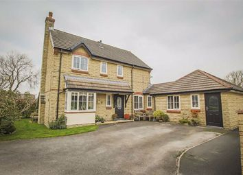 Thumbnail 4 bed detached house for sale in Abbot Walk, Clitheroe, Lancashire