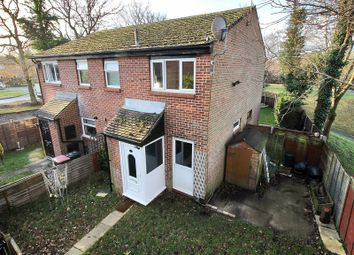Thumbnail 1 bed semi-detached house for sale in Kenilworth Close, Broadfied, Crawley, West Sussex