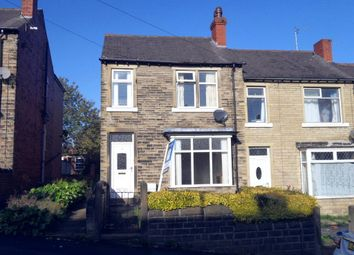 Thumbnail 3 bed end terrace house for sale in Thornfield Avenue, Huddersfield, West Yorkshire