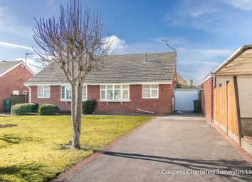 Thumbnail 2 bed semi-detached bungalow for sale in Calmere Close, Walsgrave, Coventry