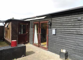 Thumbnail 1 bed bungalow to rent in Crow Lane, Romford